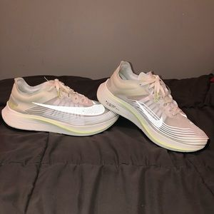 Nike Zoom Fly SP White Volt